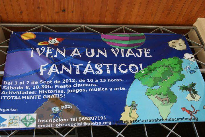 ESCUELA BÍBLICA DE VACACIONES (3 al 6 Septiembre 2012) | Asociación